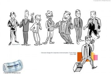 Corporate Illustration