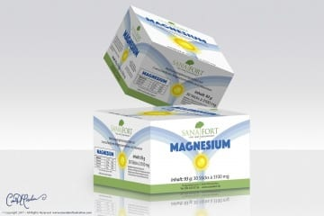 Sanafort Magnesium Box