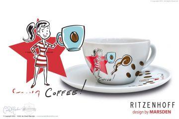 Ritzenhoff Cup Design