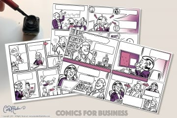 Business Comics
