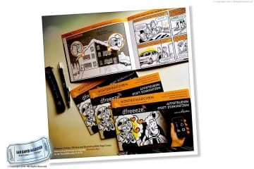 Brochure for Dfreeeze Product