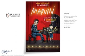 Marvin - Graphic Novel