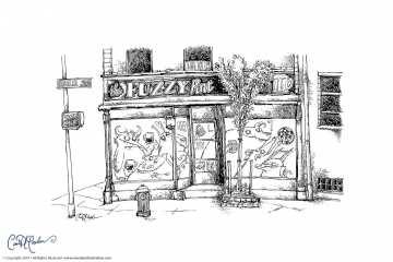 Th e Fuzzy Pint Pub