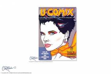 U-Comix Cover 1986