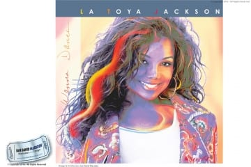 Album Design for Latoya Jackson