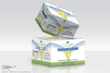 Sanafort Magnesium Box