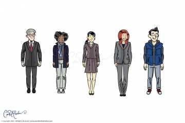 Various People Avatars