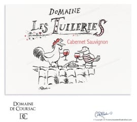 Domaine Les Tuileries -Cabernet Sauvignon