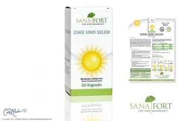 Packaging and CI Design Sanafort